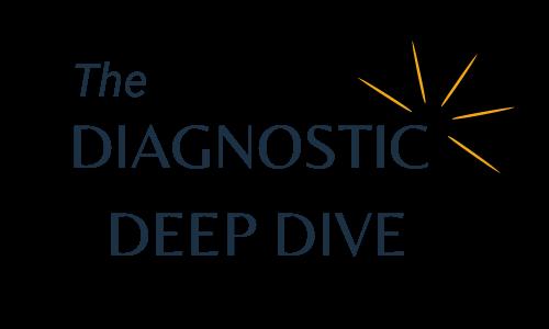 Diagnostic Deep Dive Logo